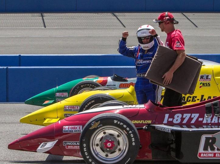 Mario Andretti Holiday news