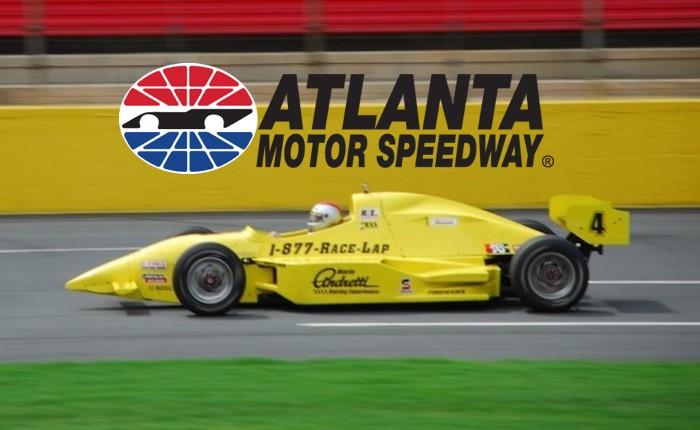 Atlanta Motor Speedway Mario Andretti racing experience