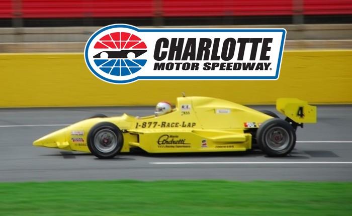 Mario Andretti Experience Charlotte Motor Speedway
