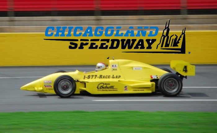 Mario Andretti Racing Experience Chicagoland Speedway