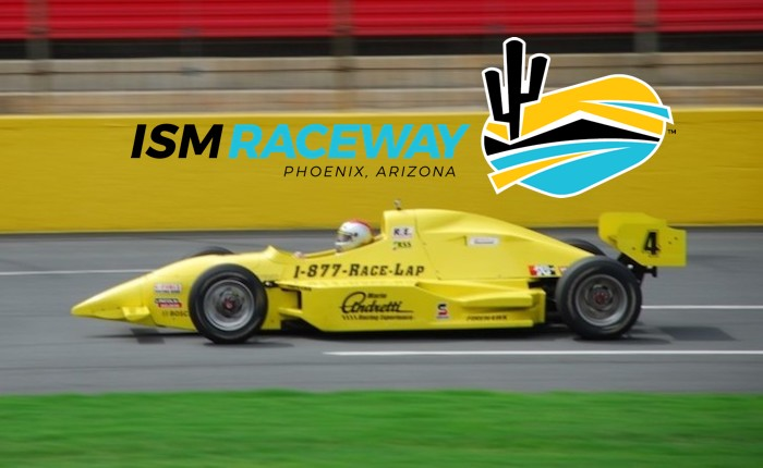 ISM Raceway Mario Andretti driving experience