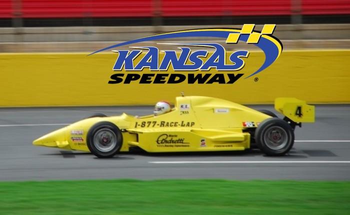 Kansas Speedway Mario Andretti racing experience