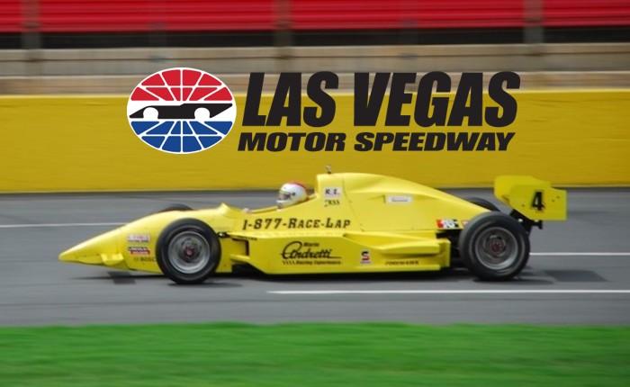 Las Vegas Motor Speedway Mario Andretti Racing experience