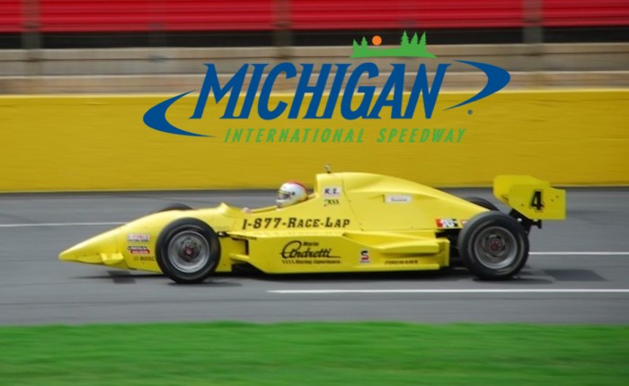 Andretti racing experience Michigan