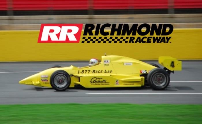 Mario Andretti racing experience Richmond