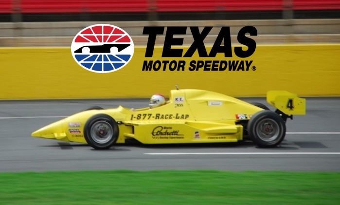 Andretti Driving experience Texas Motor Speedway