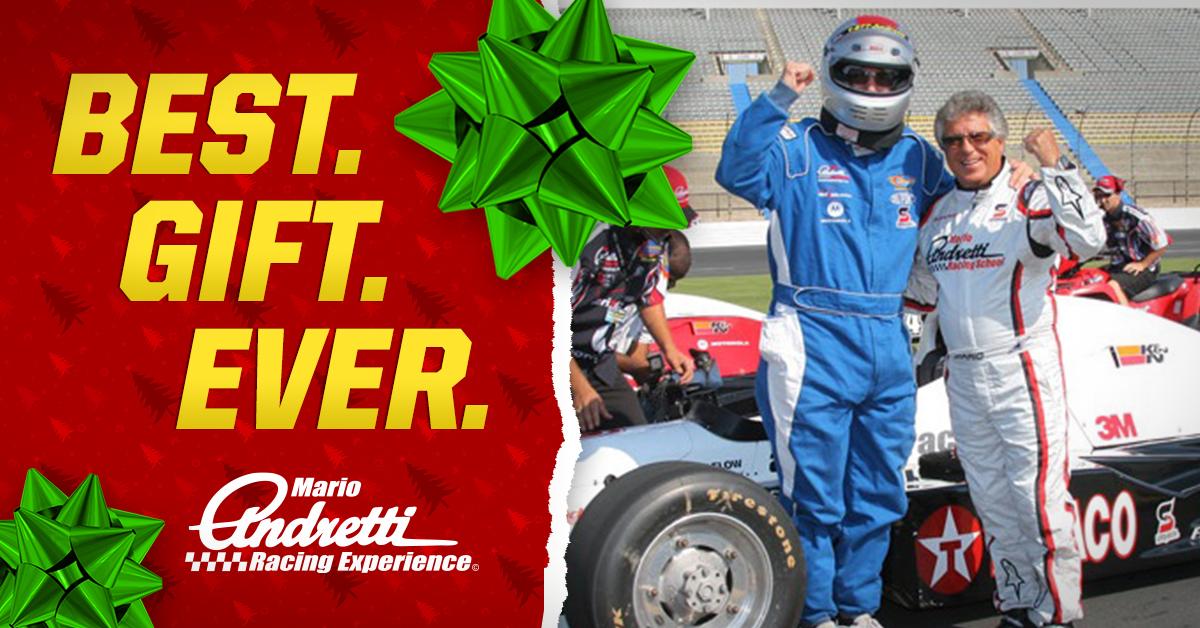 Mario Andretti holiday