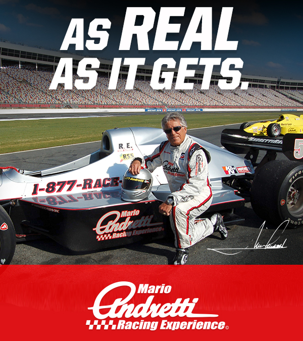 Andretti Experience Auto Club Speedway