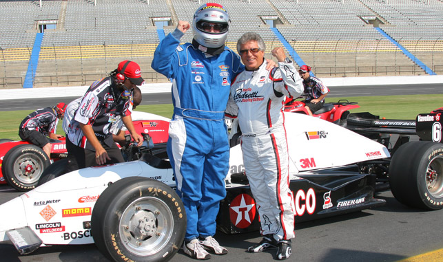Kentucky Speedway Andretti racing experience